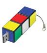 BLK-ICO-137 - Cube Twist 1G Flash Drive