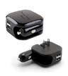 BLK-ICO-146 - AC/DC Power Adapter