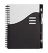 BLK-ICO-092 - Color-Wave Notebook