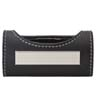BLK-ICO-207 - Genuine Leather Engravable Mobile Phone Holder