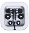 BLK-ICO-225 - Ear Buds in Square Case