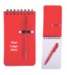 BLK-ICO-394 - Budget Jotter W/ Pen