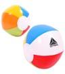 """CT10007 - Multi-Colored Beach Ball (6"""")"""