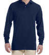 CT2-437ML - Long Sleeve Jersey Polo