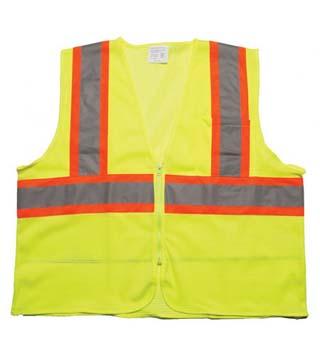 Tri Color Safety Vest