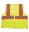 CT2-VNS2Tr1 - Tri Color Safety Vest