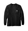CTK126 - Workwear Pocket L/S T-Shirt