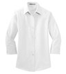 L612 - Ladies' 3/4-Sleeve Easy Care Shirt