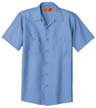 SP24 - Short Sleeve Industrial Work Shirt