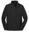 TLJ317 - Men's Core Soft Shell Jacket -Tall